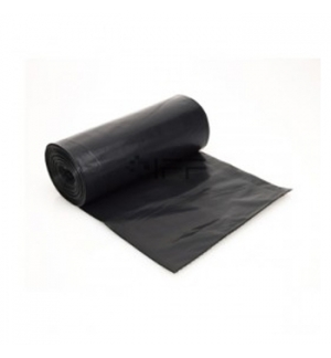 Sacos Lixo Plast 30Lts Preto 50my (52X60cm) (10Kg)