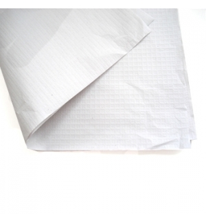 Toalhas Mesa Papel 70x70cm 40gr Reciclado Maco 250un