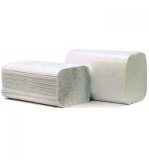 Toalhas Maos ZigZag 23x24 1Fl Cleanspot Recicl Cinza (4000un