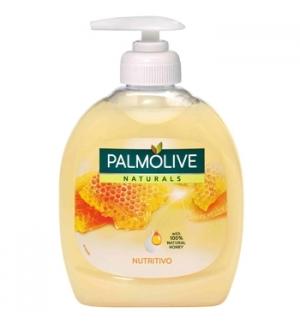 Sabonete Líquido Mãos PALMOLIVE Leite e Mel 300ml