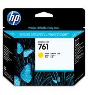 Cabeca de Impressao HP Nº761 Amarelo