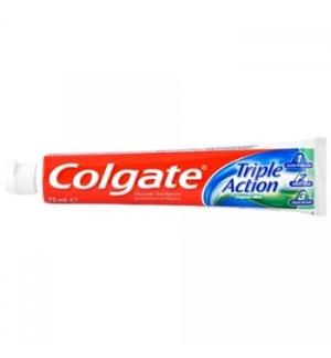 Pasta de Dentes COLGATE Tripla Ação 75ml
