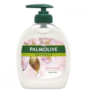 Sabonete Líquido Mãos PALMOLIVE Leite Amêndoa 300ml