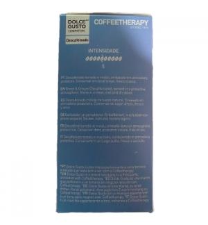 Café Cápsulas CoffeeTherapy Descafeinado DG 16un