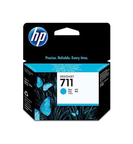 Tinteiro HP Designjet T120/T520 N711 Ciano