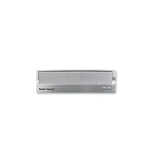Frontais Cooler Master Aluminio p/ drives CD/DVD Prateada