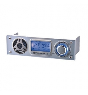 Controlador termico Cooler Master Aerogate II Prata