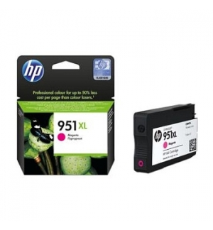 Tinteiro HP 951XL Officejet Pro 8100/8600 Magenta