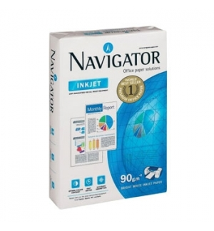 Papel 090gr A4 Navigator 5x500 Fls (expression)