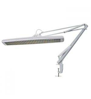 Candeeiro de bancada / escritorio - 3 x 14W - branco