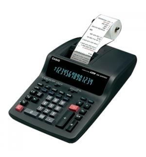 Calculadora de Secretaria Casio CAS-DR320RE 14 Digitos Fita