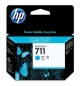 Tinteiro HP Dsignjet T120/T520 N711 Ciano