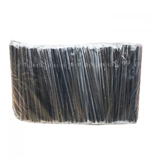 Palhinha Flexivel Individual 55mm 23cm Preta Pack 1000