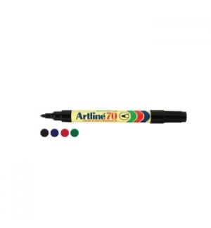 Marcador Grosso Artline 70 Azul-1un