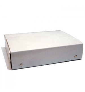 Caixa Cromolux 700gr c/Botoes A4 31X23X7cm-1un