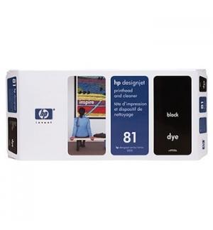 Cabeca de Impressao e Limpeza (C4950A) N81 Preto