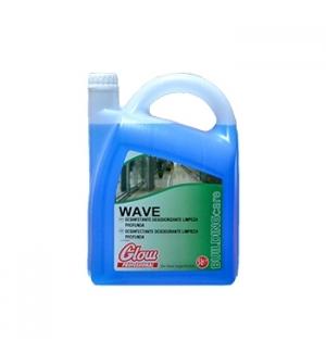 Desinfetante Desodorizante Wave GLOW HACCP 5 Litros