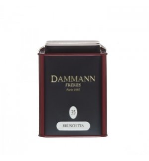 Cha Lata Brunch Tea Dammann Nº35 (100gr)