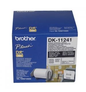 Etiquetas Brother para Expedicao Grandes 103x164mm 180 etiq