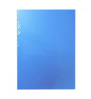 Acetato Transparente Azul 04482330 PP 300 microns A4 100 Fo