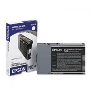 Tinteiro Epson 4000/4400/9600 110ml Preto Mate