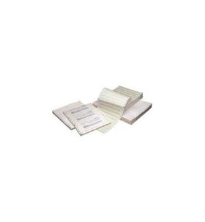 Papel Continuo 240x06 (6x9.5) 2 Vias 60gr Cx2000 (Autocopia