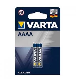 Pilhas Alcalinas Varta LR61 AAAA 15V 2un (4061)