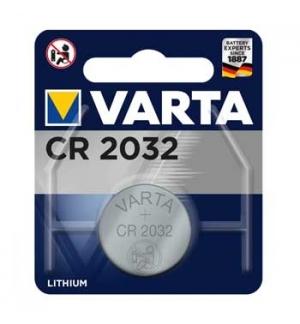 Pilha de LITHIUM Varta CR2032 3V-230mAh - 1un