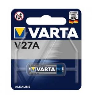 Pilha 27A Varta 12V 1un (4227)