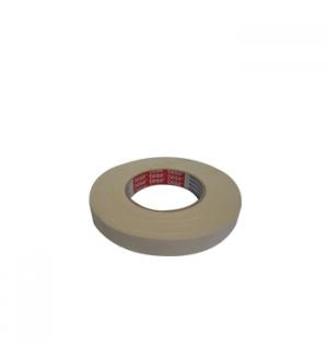 Fita Adesiva Tesa Tecido Branco Multiusos 19mmx50mt - 1un