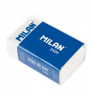 Borracha Miga de Pao Milan 39x23x13 1un