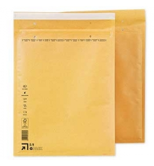 Envelopes Air-Bag 270x360 Kraft N 5 un