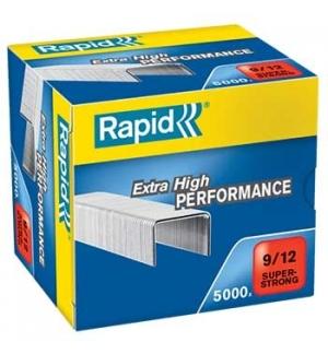 Agrafos 9/12 Rapid (60/90 Folhas) Cx5000