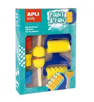 Kit Pinturas Apli Kids PaintFun