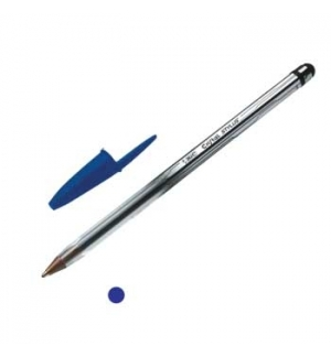Esferografica Ball Point BIC azul p/ smartphones e tablets