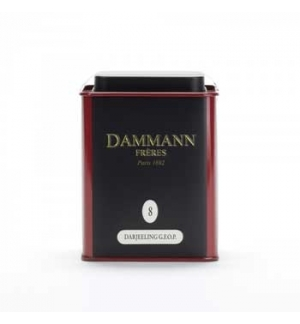 Cha Lata Darjeeling Dammann N8 (100gr)