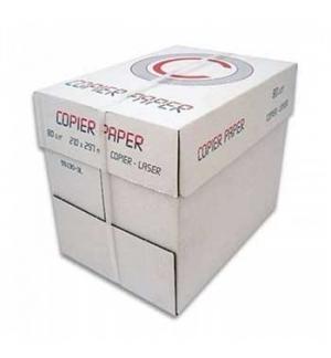 Papel Fotocopia A4 80gr Copier Paper 5x500Folhas
