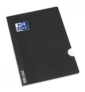 Caderno Agrafado A4 Oxford Openflex Quadric 90gr 48Fls Pret