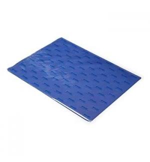 Papel Seda 51x76cm Pack 25 Folhas Azul Forte