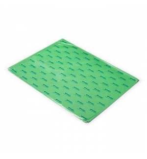 Papel Seda 51x76cm Pack 25 Folhas Verde Medio