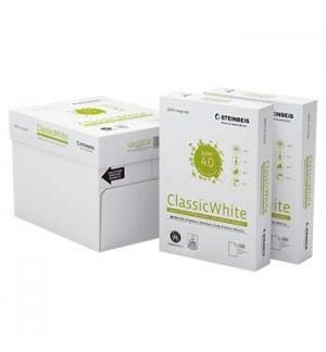 Papel Fotocopia A4 80gr Reciclado Steinbeis Papier 5x500Fls