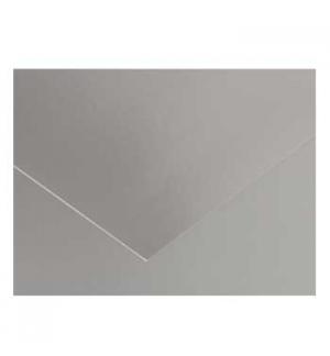 Cartolina 280gr 1 Folha 50x65cm Canson Iris Prata Metalizada