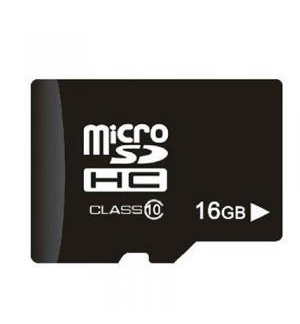 Cartao Memoria Kingston Micro SDHC 16GB (Class 10 p/ Tablets