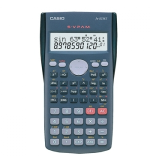 Calculadora Cientifica Casio FX82MS-2 240 Funcoes