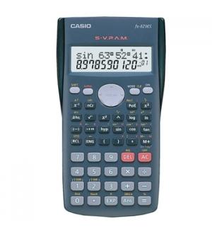 Calculadora Cientifica Casio FX82MS-2 240 Funcoes