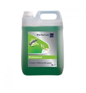 Detergente Sunlight PF Limo Verde 5L