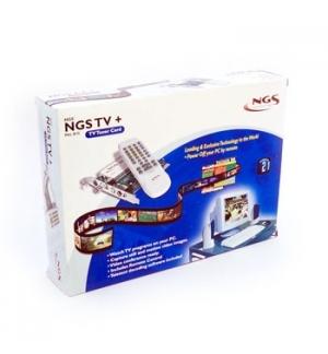 Placa de Captura TV/Video NGS 181 Canais