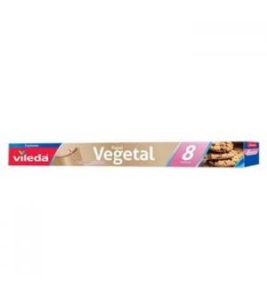 Papel Vegetal Alimentar Vileda 8M