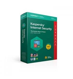 KASPERSKY Internet Security 2020 MultiDevice 3Users1Ano RW
