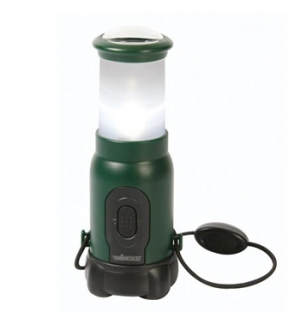 Lanterna LED miniatura de campismo c/ flaslight